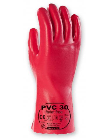 Rukavice PVC 30 ftalat free