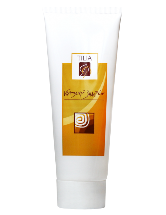 Vlasový šampón v tube