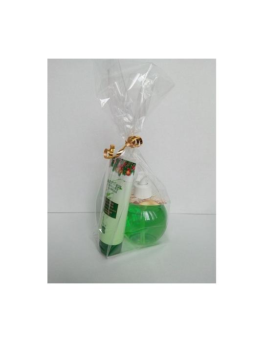Zelený kozmetický balíček