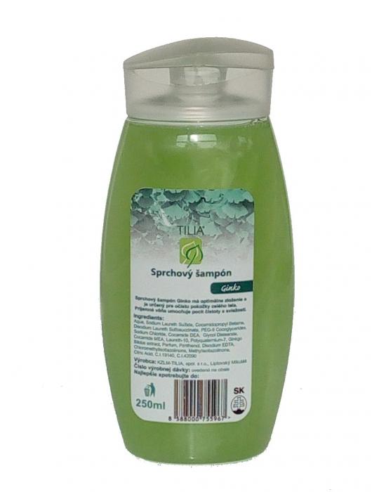 Sprchový šampón Ginko